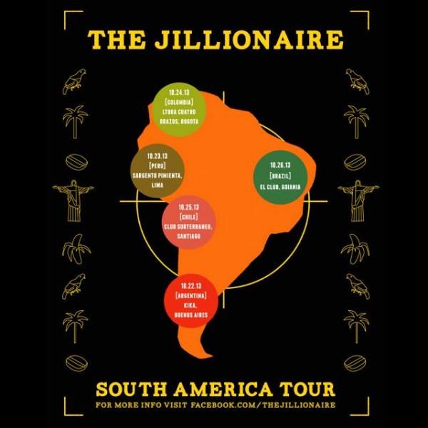 jillionaire-south-american-tour