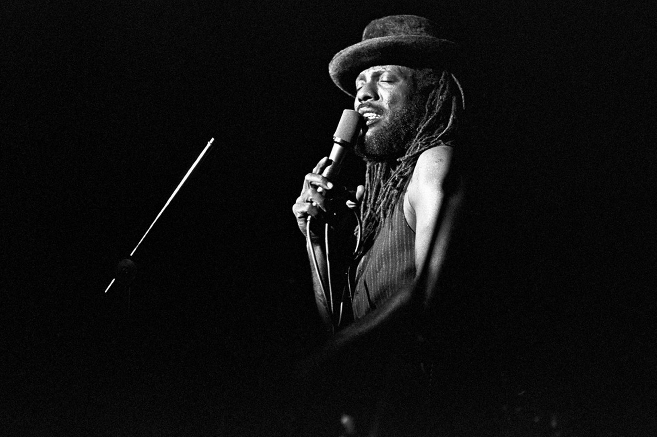 "William ""Bunny Rugs"" Clarke: Lead singer of Third World and one of reggae's most soulful voices (February 6, 1948 – February 2, 2014)"