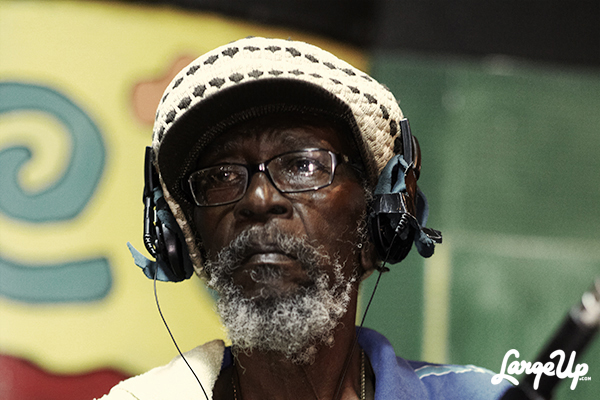 "Uziah 'Sticky' Thompson: Deejay pioneer and percussionist for Lee ""Scratch"" Perry, Black Uhuru, Grace Jones and Stephen and Ziggy Marley (August 1, 1936 – August 25, 2014)"