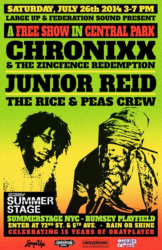 Chronixx-Junior-Reid-SummerStageInstaNEW