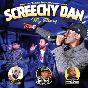 My Story, Pt. 1: Download New Remixes From Screechy Dan