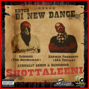 "Lean Forward: Serocee + Kerwin Prescott Update The Rockaway For 2014 with ""Shottaleeni"""