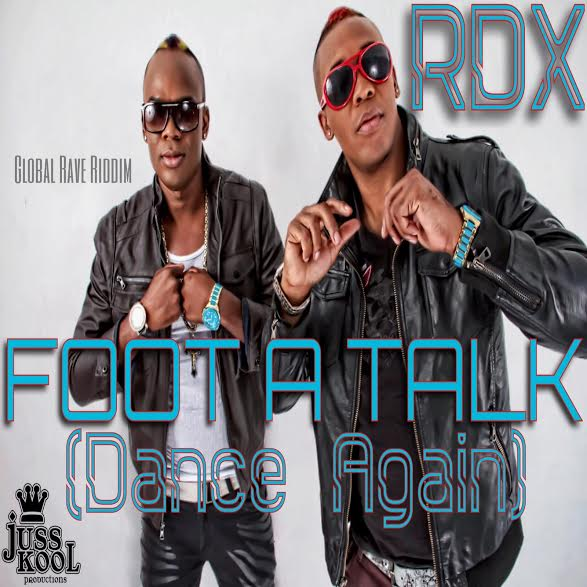 RDX-Foot-a-Talk
