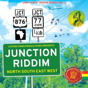 LargeUp Premiere: Zion I Kings' Junction Riddim