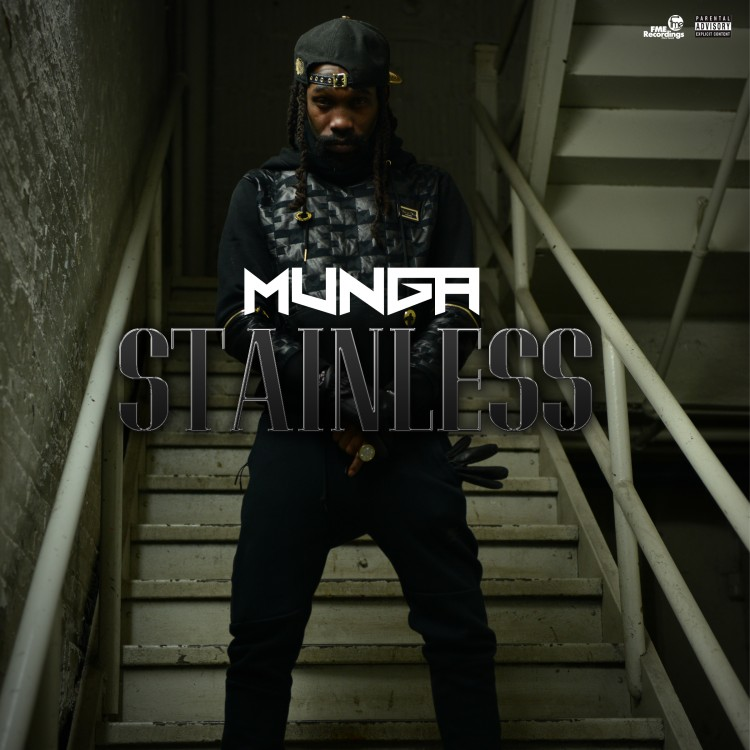 Munga Stainless Cover