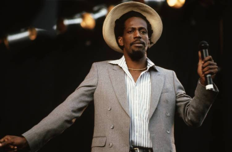 Photo of Gregory ISAACS
