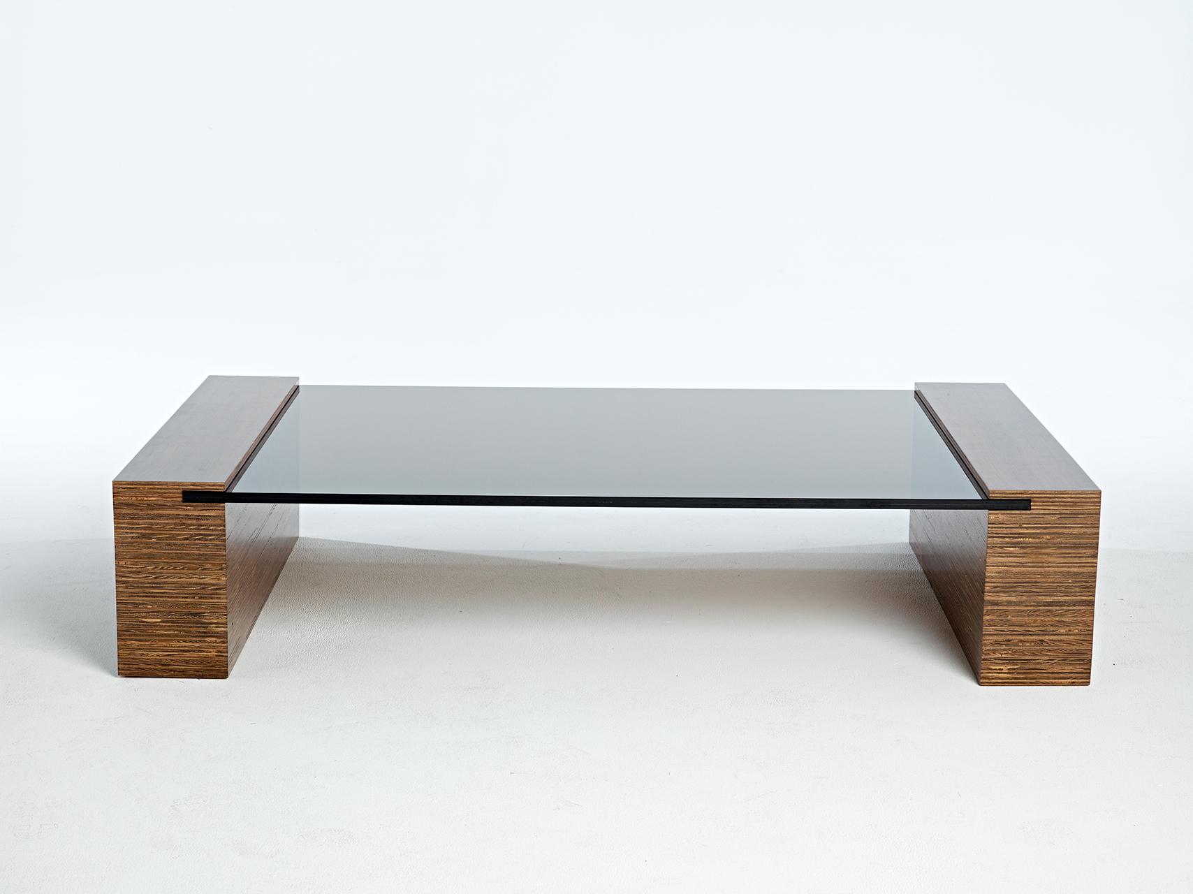 Scot Sardinha and Modern Earth Home's Pure Table.
