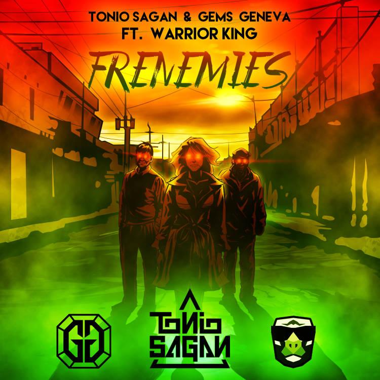 warrior king-tonio sagan-frenemies