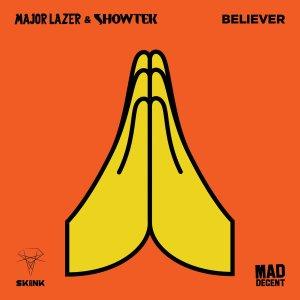 "Listen to Major Lazer's New Song ""Believer"" —Then Hear The Original"