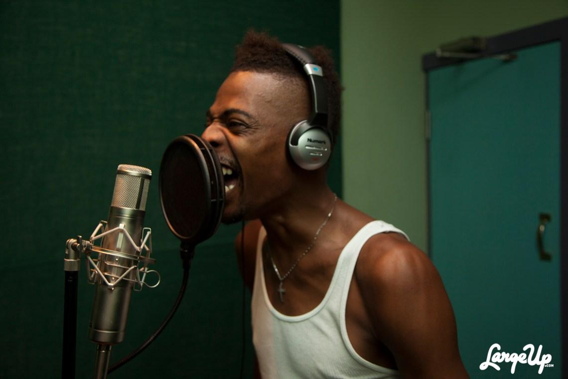 Dancehall star Mr Lexx