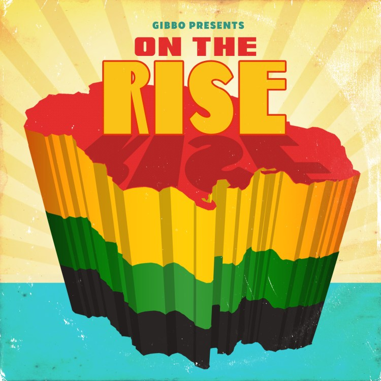 On The Rise Front Cover Final