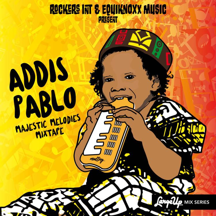 Addis-Pablo-Majestic-Melodies-Mixtape