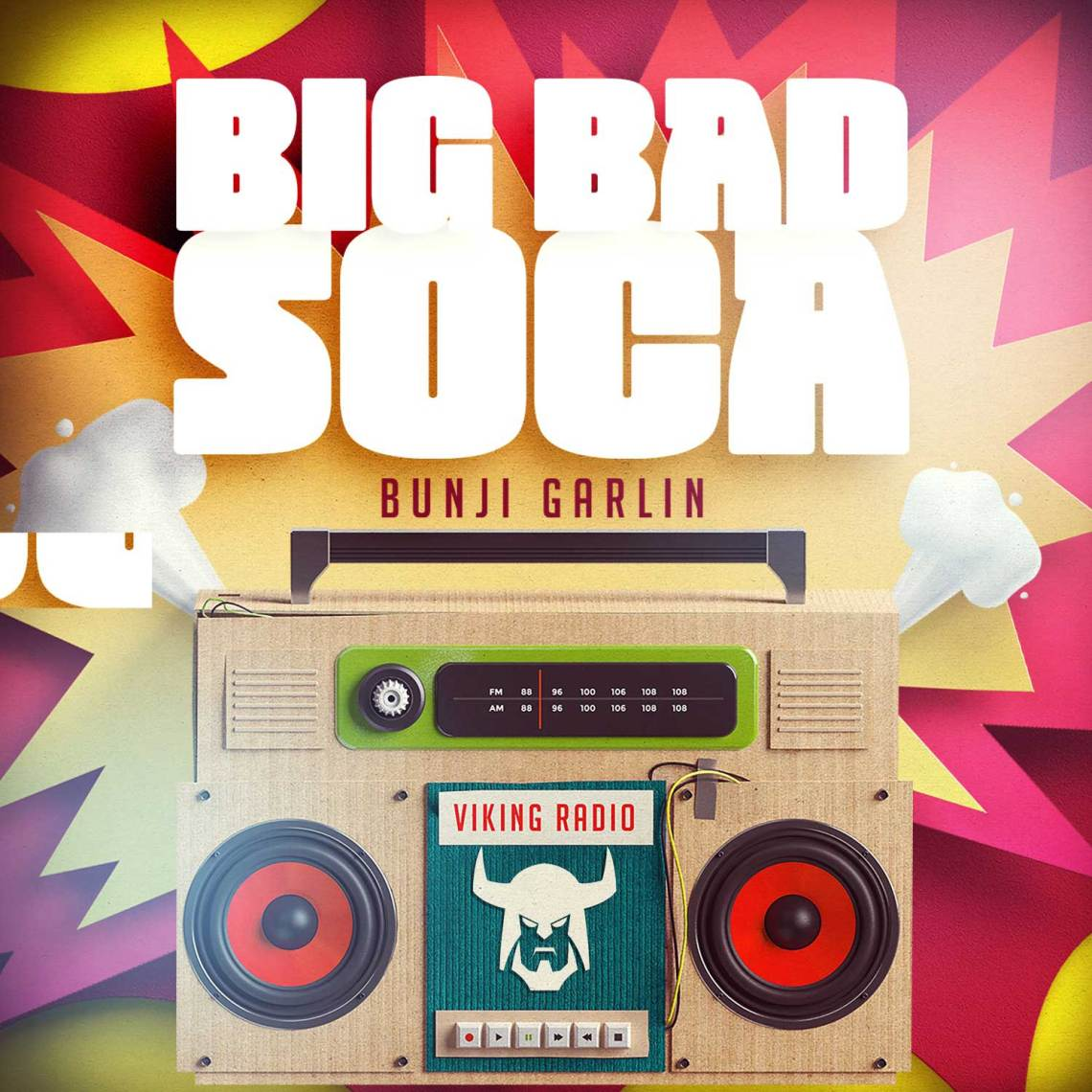 Bunji Garlin - Big Bad Soca (2017 Soca)
