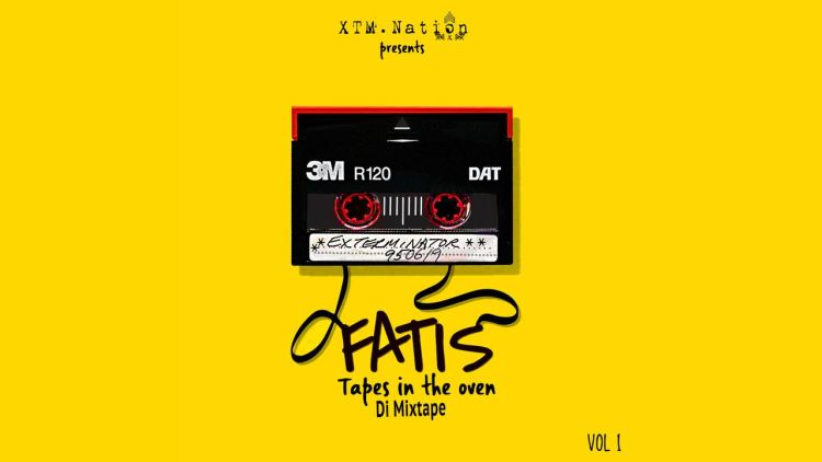 Fatis Taoes In The Oven: Di Mixtape