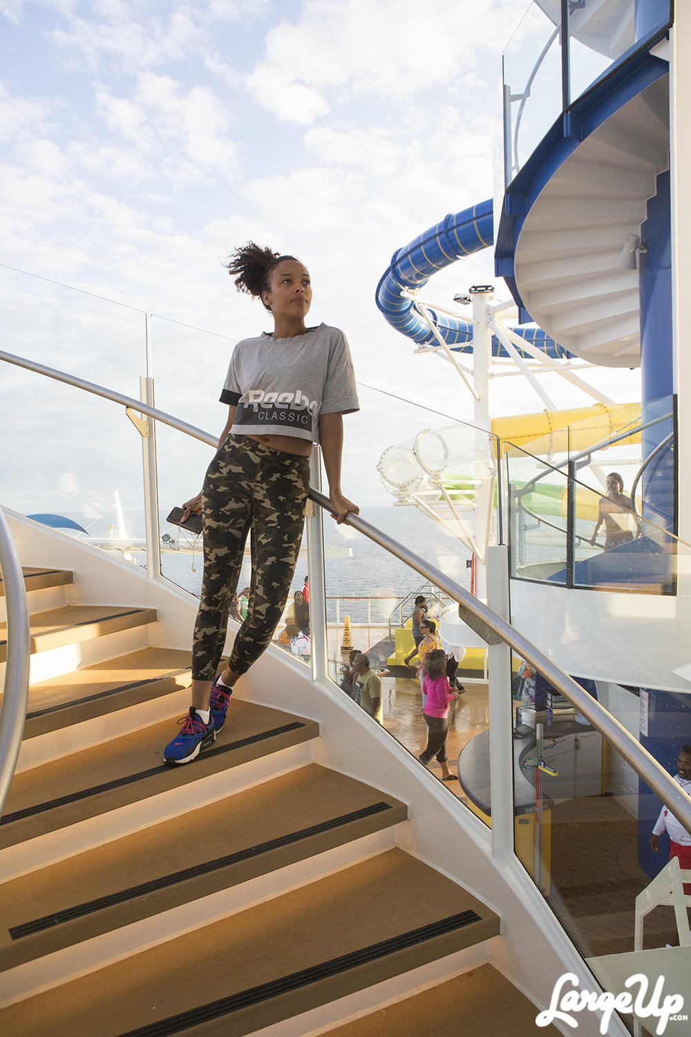 Journey To Jamrock: Rochel's First Reggae Cruise