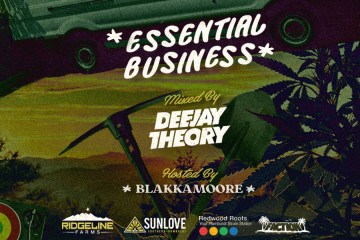 Deejay Theory - Essential Business Mix (Hosted by Blakkamoore)