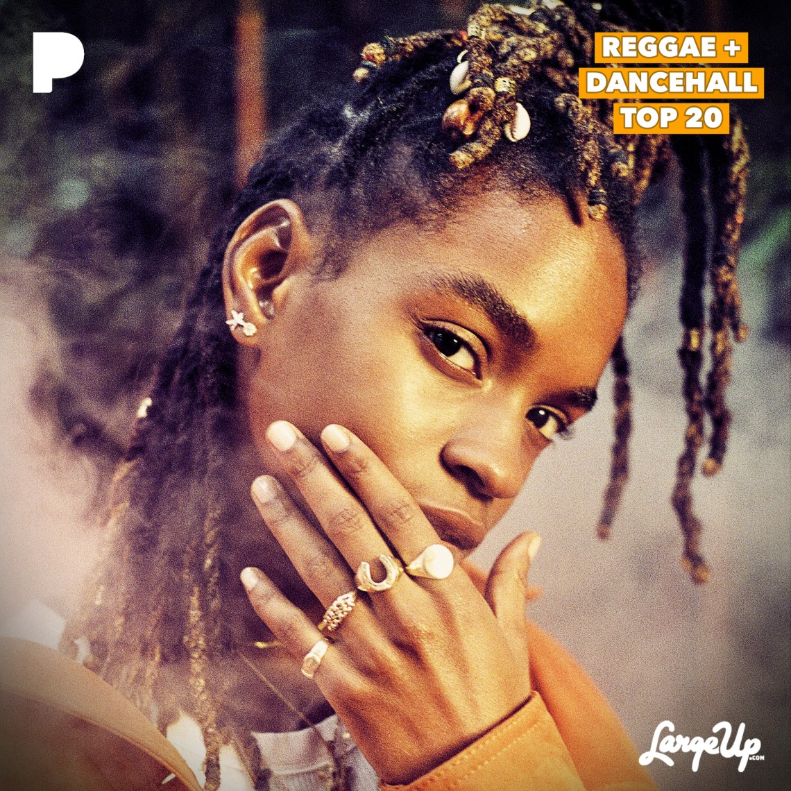 LargeUp x Pandora's 2020 Reggae/Dancehall Countdown featuring Koffee