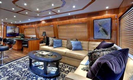 Hatteras 77 Sport Fisherman Large Yachts For Sale