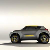 """KWID"" concept car - Renault"
