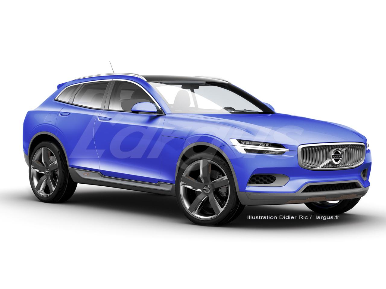 Volvo XC40 2018 Un Anti BMW X1 Pour Volvo En 2018 L