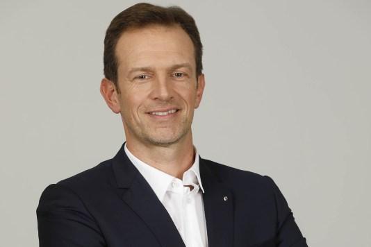 Laurent Rossi PDG d'Alpine