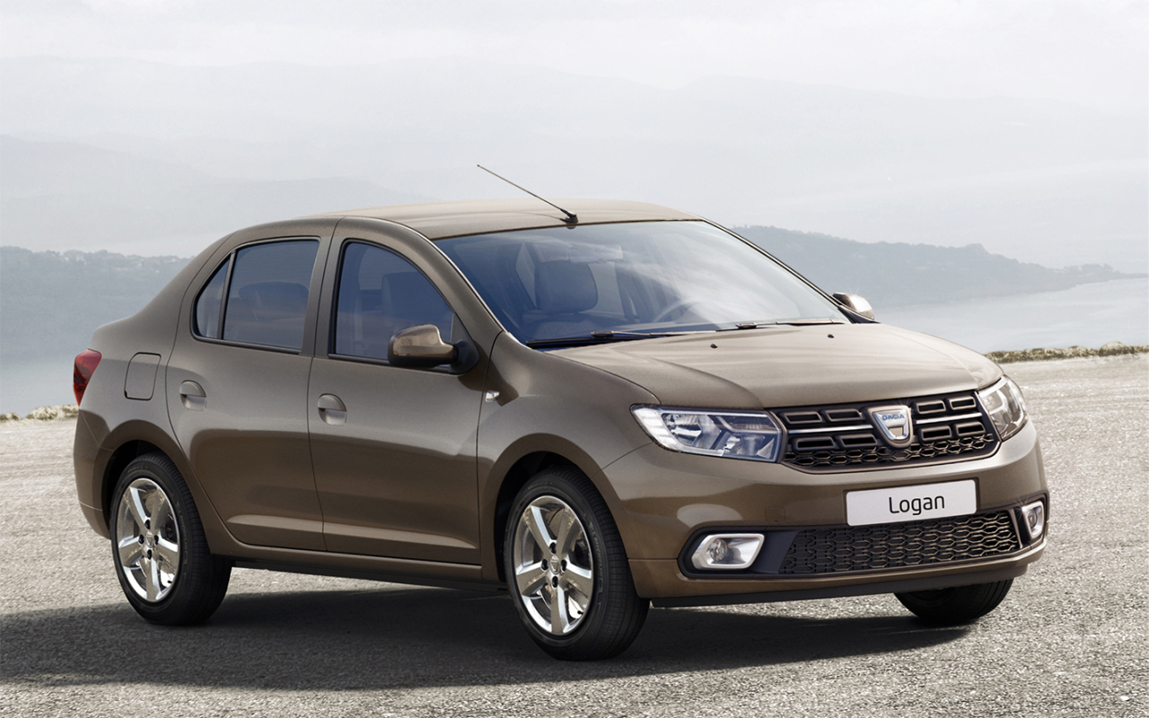 Dacia logan restylée mondial 2016