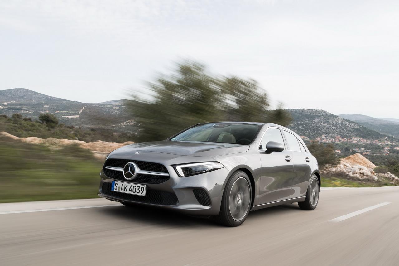 Essai Mercedes Classe A 2018 Notre Avis Sur La Classe A