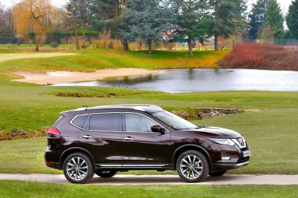 Nissan X-Trail 2018 Static Distinction Right Front