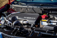 Nissan X-Trail 2018 engine
