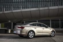 Renault Talisman Zen statique arrière droit