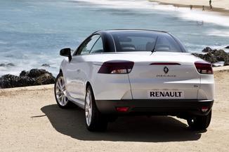 Fiche Technique Renault Megane Cc Iii E95 1 9 Dci 130ch Fap Floride L Argus Fr