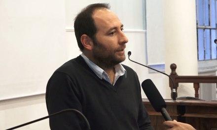 """""""Un militante político involucrado con lo social"""""""