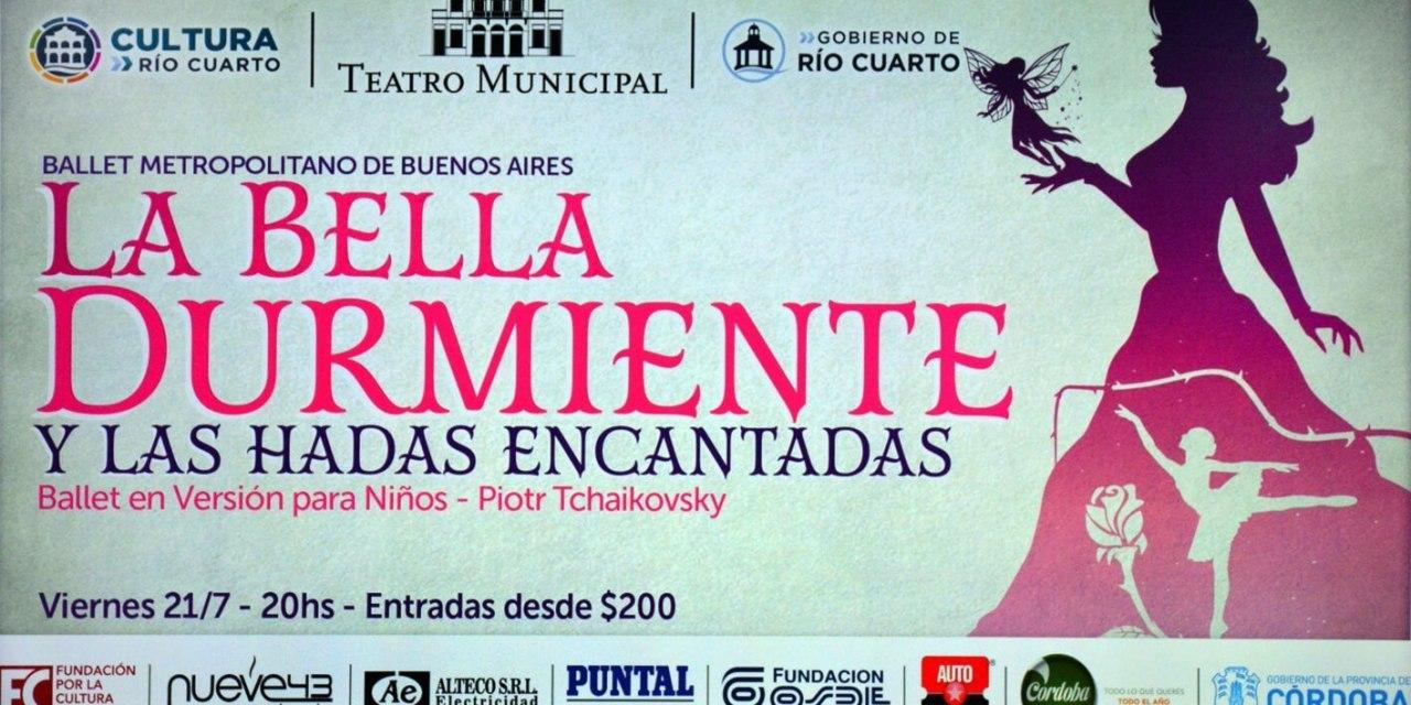 """Propuestas Culturales: """"La Bella Durmiente"""" y """"Confluencia Barroca"""""""