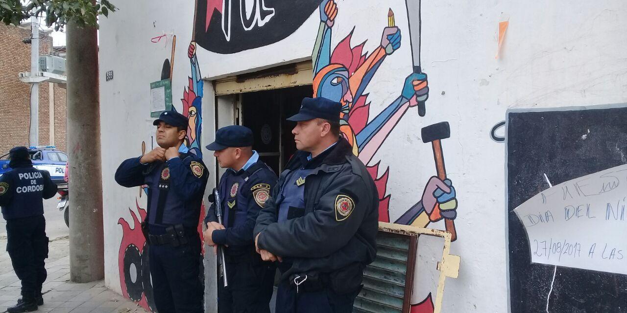 El Frente Córdoba Ciudadana repudia ola de allanamientos