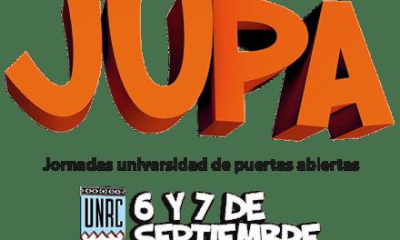 El 6 y 7 de setiembre se realizan las Jornadas Universidad de Puertas Abiertas