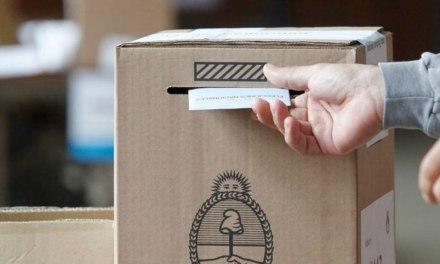 Elecciones PASO: el voto de los candidatos