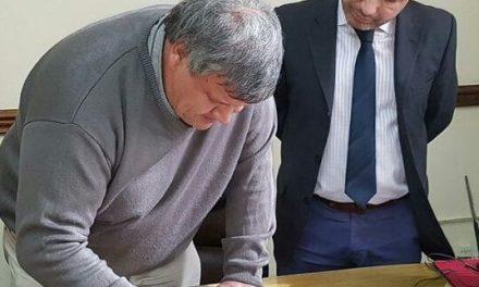 Se firmó el acta de la segunda Paritaria para los Trabajadores Municipales