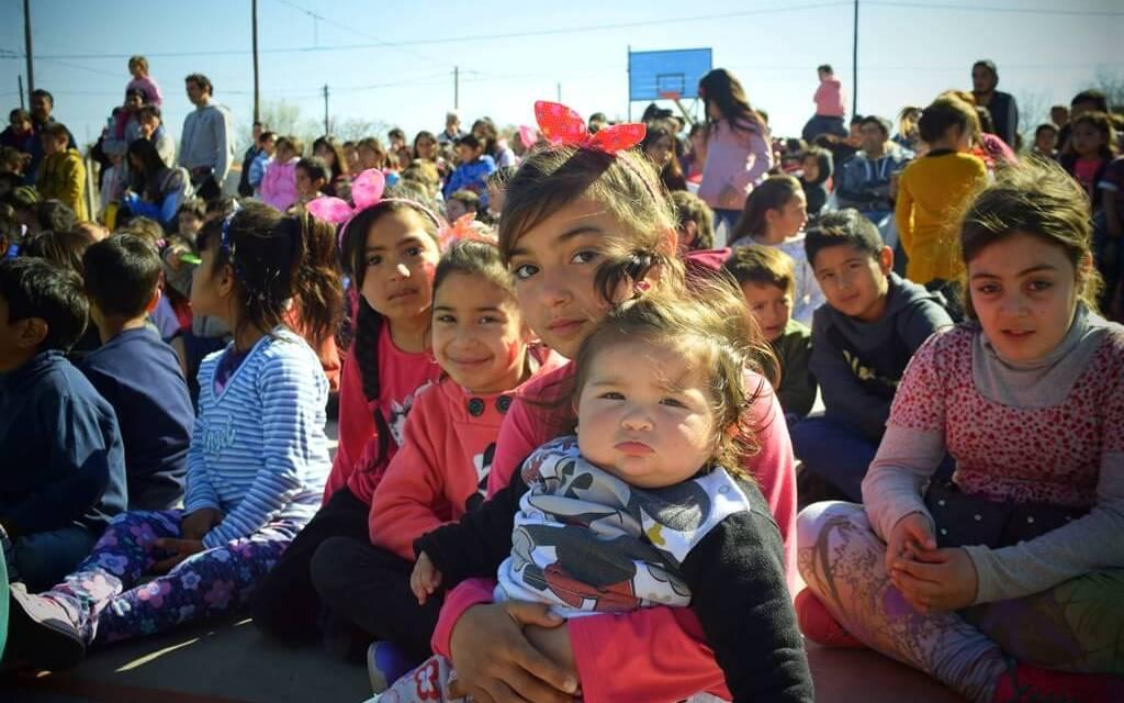 Gran festejo del Día del Niño en Río Cuarto
