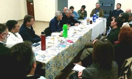 El Consejo Económico y Social Reunido con la Iglesia Católica