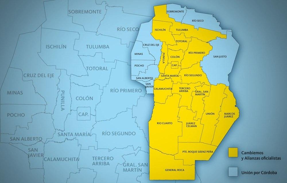 El interior ratificó su voto a Cambiemos