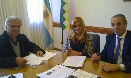 La UNRC firmó un convenio de colaboración científico-profesional con la Federación Interamericana de Abogados