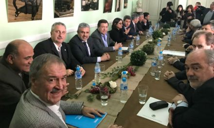 Ventiún provincias firmaron acuerdo en torno al Fondo del Conurbano