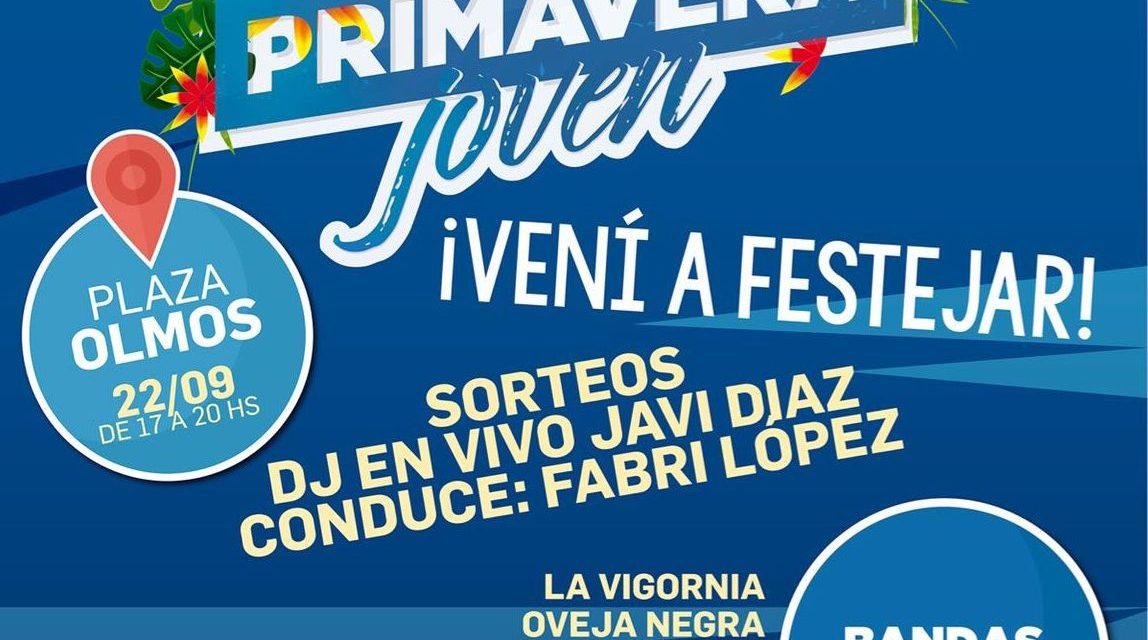 Provincia y Municipio festejan la primavera en Río Cuarto