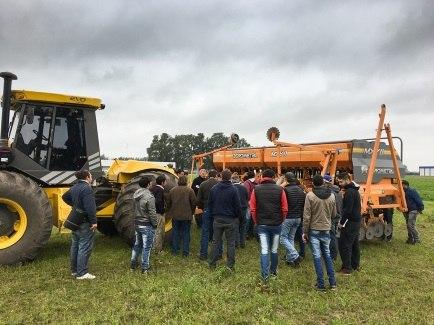 Capacitación sobre uso responsable de agroquímicos