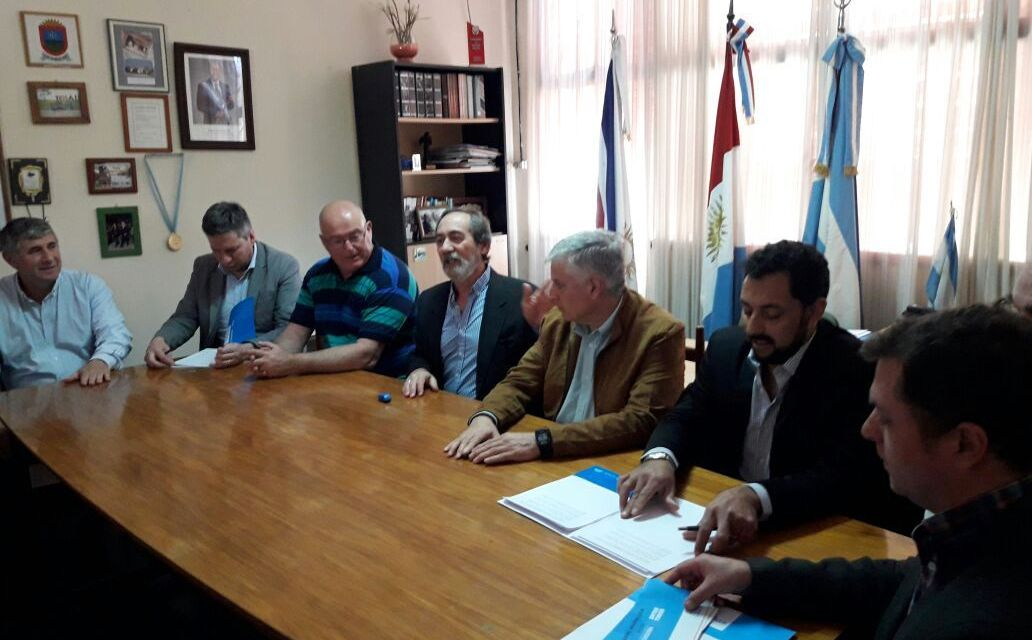 La Provincia recorrió localidades del departamento Río Cuarto