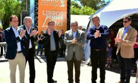 """Se realizó el corte de cintas de la 13° Feria del Libro """"Juan Filloy"""""""