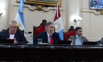 Se realizó la 37º Sesión Ordinaria de la Legislatura de Córdoba