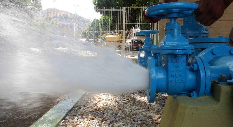 Apertura de sobres de licitación para obra de agua en Moldes