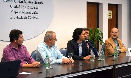 """Se realizó el lanzamiento del programa """"Córdoba Vincula"""""""