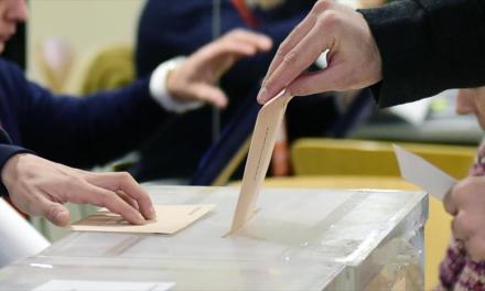 Elecciones: ya votó el 69% del padrón en todo el país
